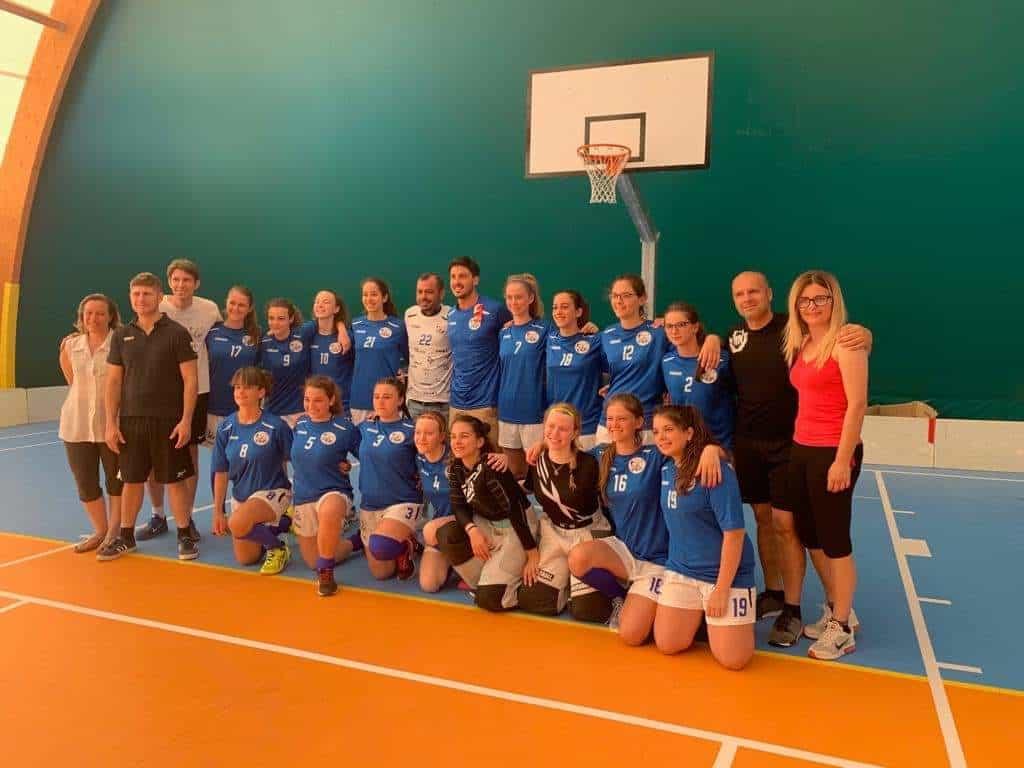 Floorball, da I Terzi cinque giovani nazionali ai campionati del mondo