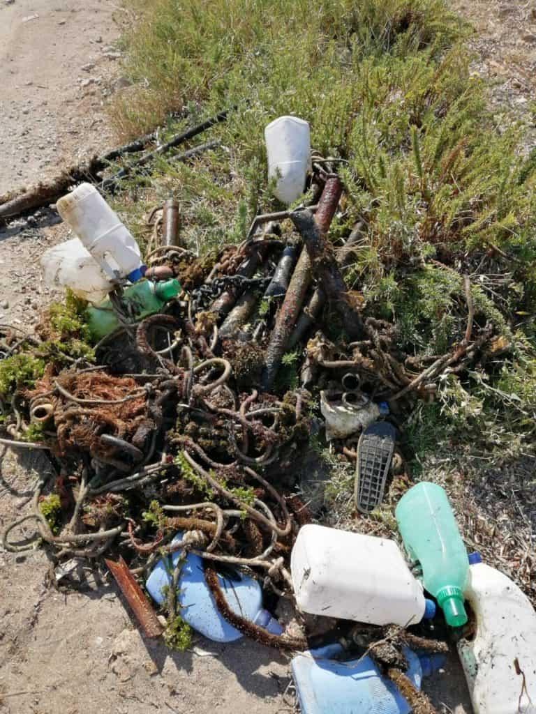 Civitavecchia, rimossi ormeggi abusivi in località La Frasca