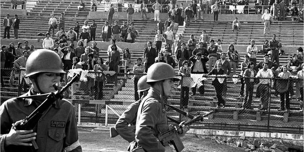 Cile,undici settembre 1973