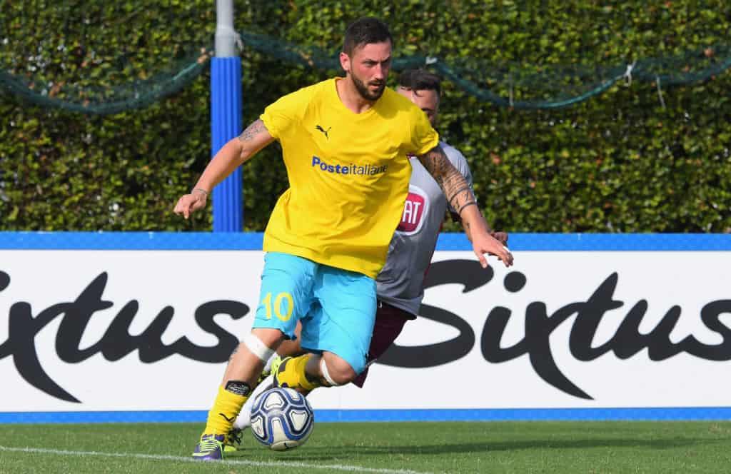 """Marco Zimmaro del Santa Marinella convocato per la """"Azzurri Partner Cup 2019"""""""