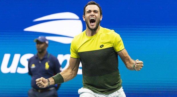 Berrettini fa la storia, è in semifinale agli US Open