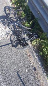 Ciclista morto sull'Aurelia, era un Appuntato Scelto dei Carabinieri