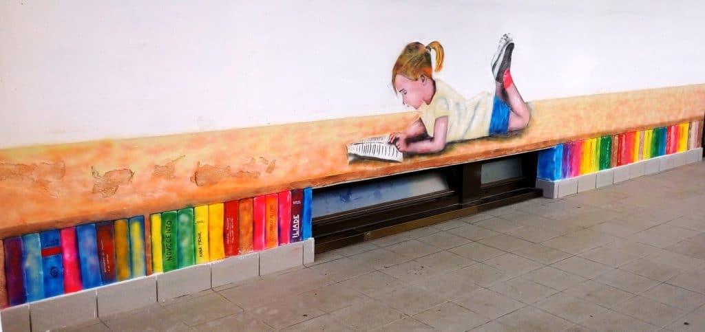 """Riccardo Agresti: """"Ricevuti materiali per """"coloriamo la nostra scuola"""""""