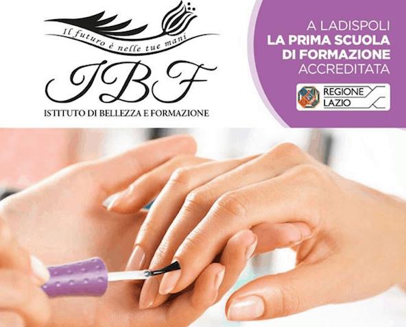 A Ladispoli al via i corsi Regione Lazio di Estetica con IBF