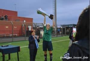 Memorial Angelo Lauria: l'US Ladispoli vince il triangolare femminile