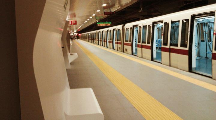 La metro B di Roma resterà aperta anche nel weekend