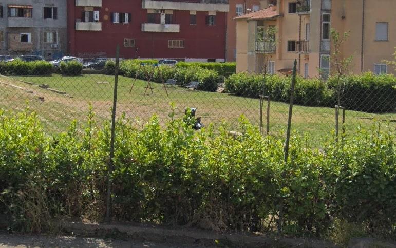 """""""Cerveteri, il comune riqualifichi il parco di viale Manzoni"""""""