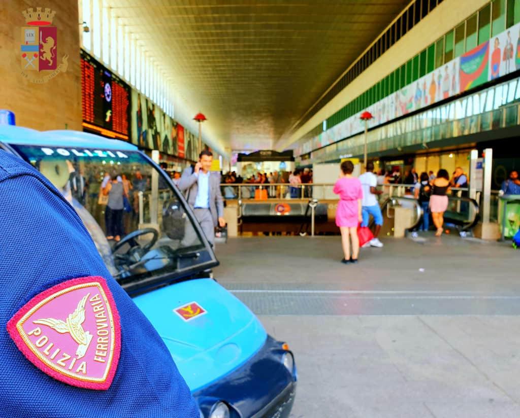 """""""Train...to be cool"""", la Polfer nelle scuole di Santa Marinella e Civitavecchia"""