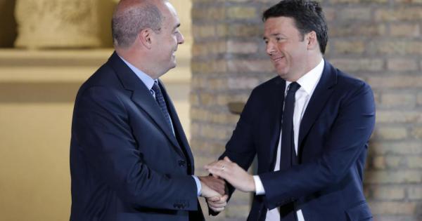 Matteo Renzi verso il divorzio dal PD