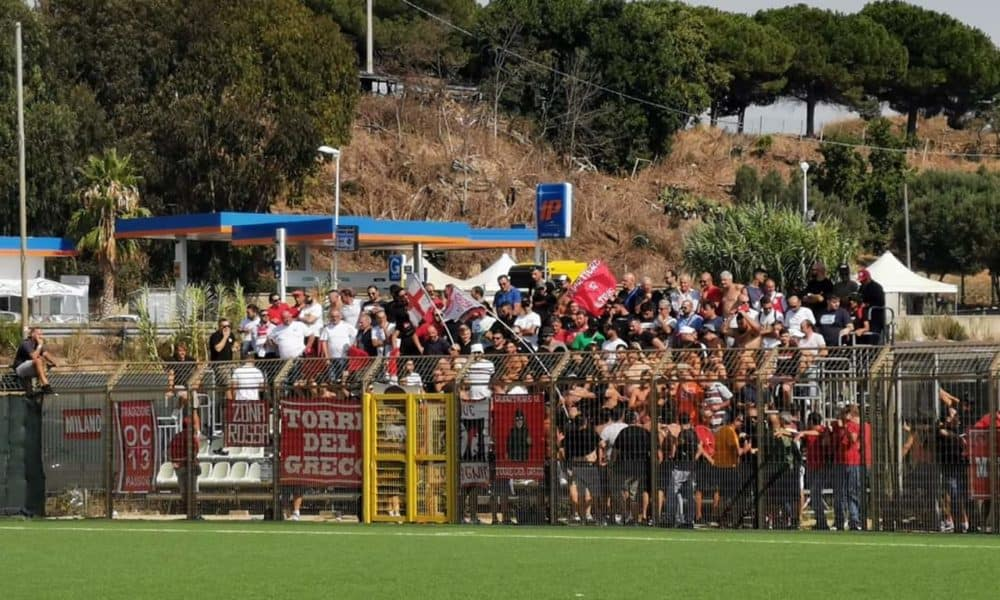 La Turris espugna Ladispoli per 3 a 2