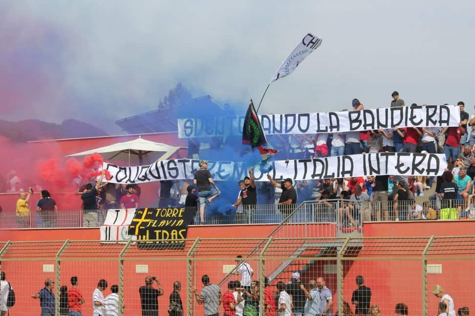 Ladispoli - Turris, stadio verso il tutto esaurito