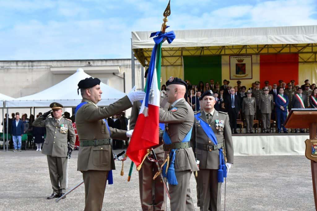 Civitavecchia, cambio al vertice dell'11° reggimento trasmissioni