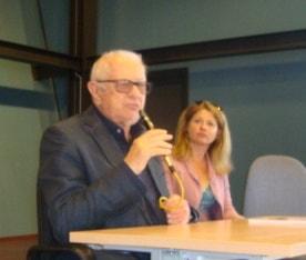 Ladispoli, l'ex Ministro Luigi Berlinguer all'I.C. Corrado Melone