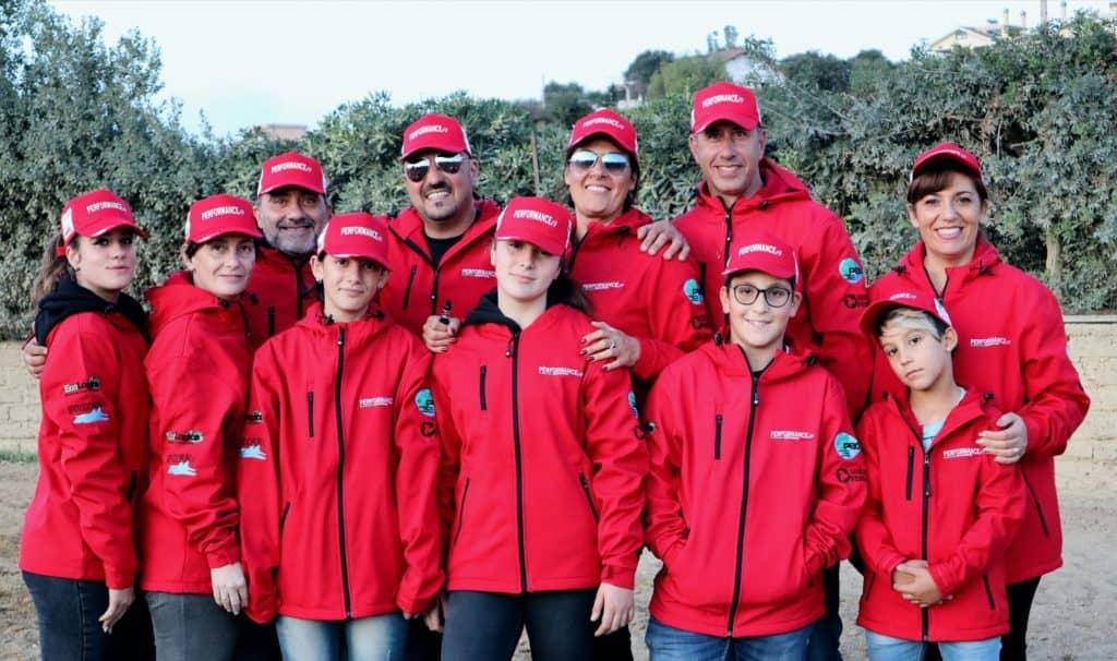 Civitavecchia alla finale nazionale di performance 2019 Monta Western