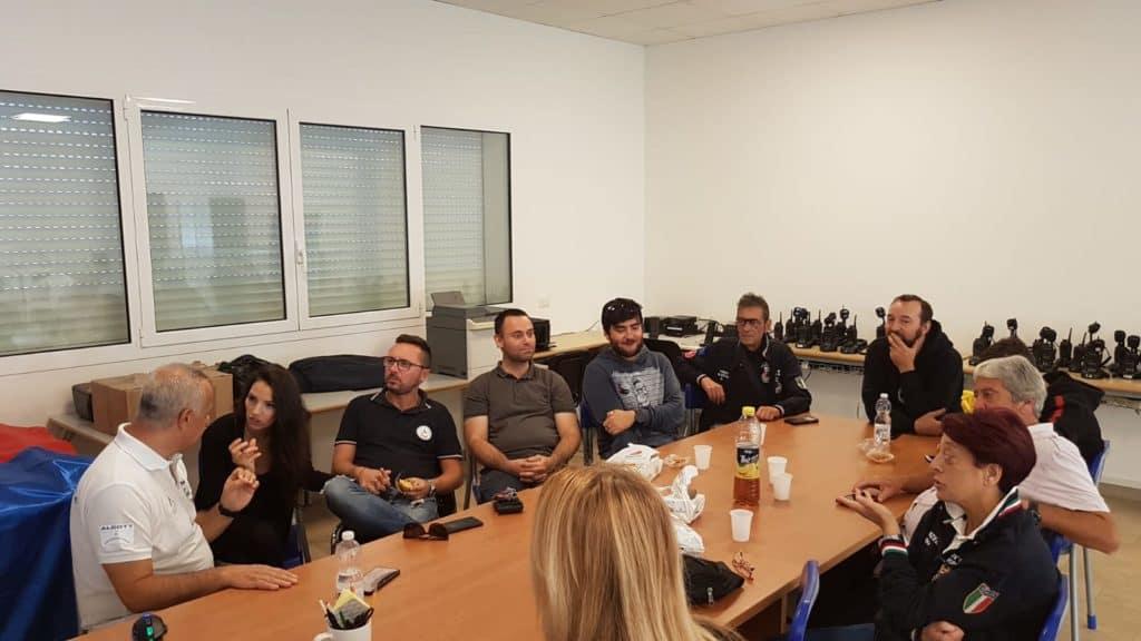 Ladispoli, giornata di formazione per la protezione civile