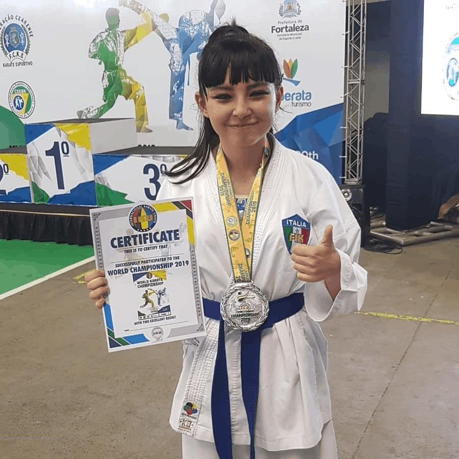 Santa Marinella, il Goshin Karate Dojo sul tetto del mondo ai campionati di karate in Brasile