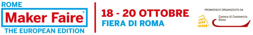 Dal 18 al 20 ottobre torna Maker Faire Rome