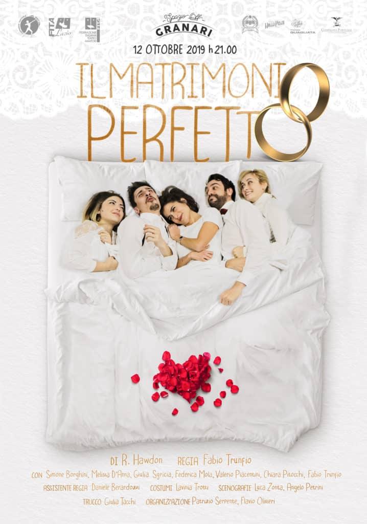 """Civitavecchia, arriva """"Il Matrimonio Perfetto"""""""