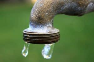 I Terzi, problemi di approvvigionamento idrico: grave danno su condotta ACEA