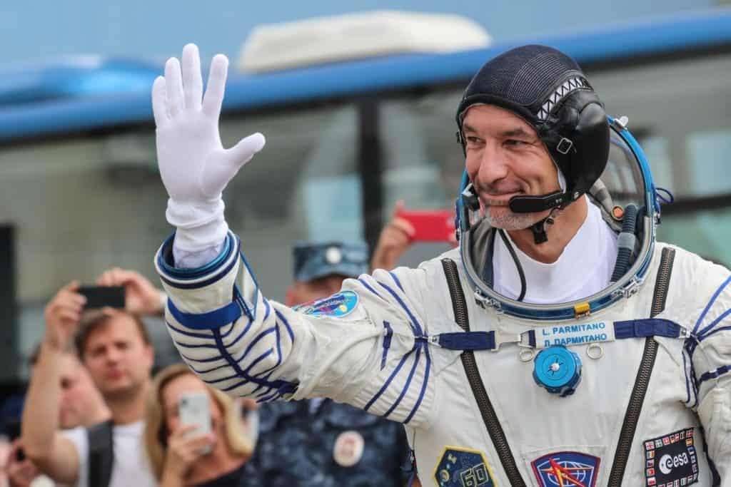 La Ladispoli 1 va nello spazio