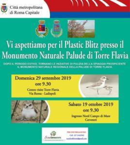 Torna l'iniziativa del Plastic Blitz a Campo di Mare