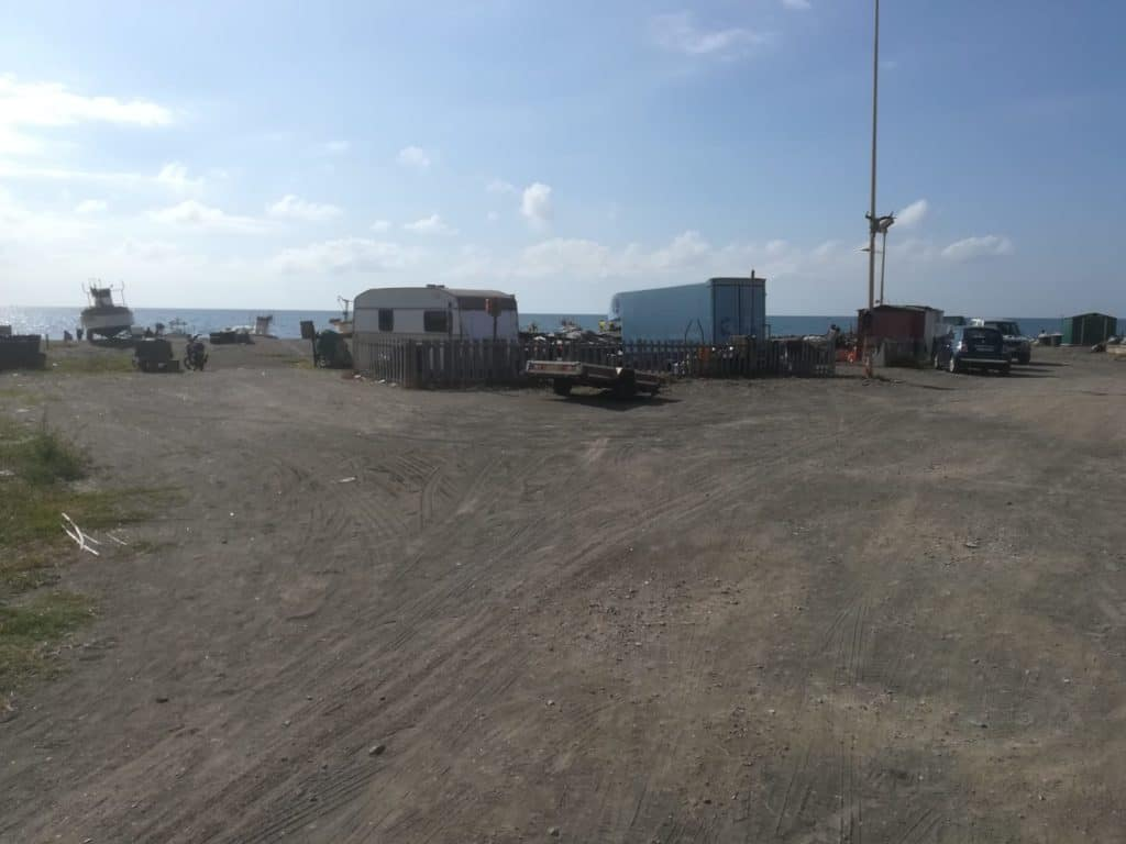 Ladispoli e il problema del porto abusivo, pescatori a rischio