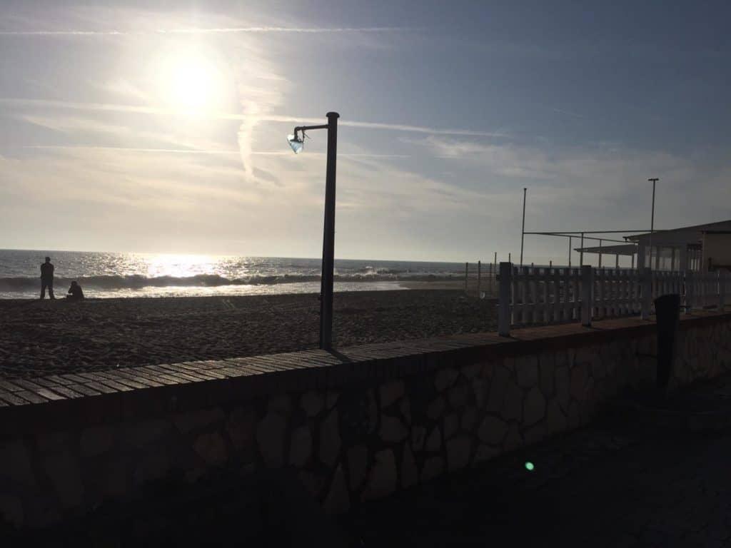 Ladispoli, via le strutture temporanee dalla spiaggia