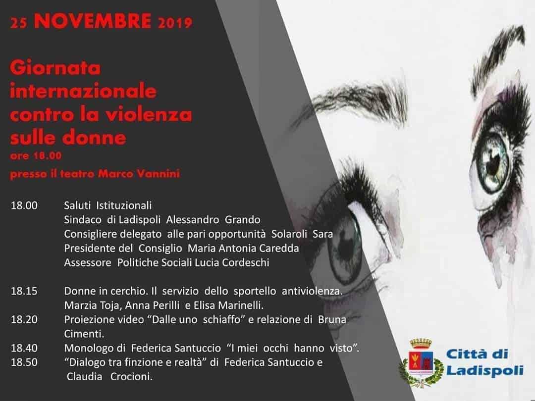 Al Teatro Marco Vannini la Giornata contro la violenza sulle donne - BaraondaNews