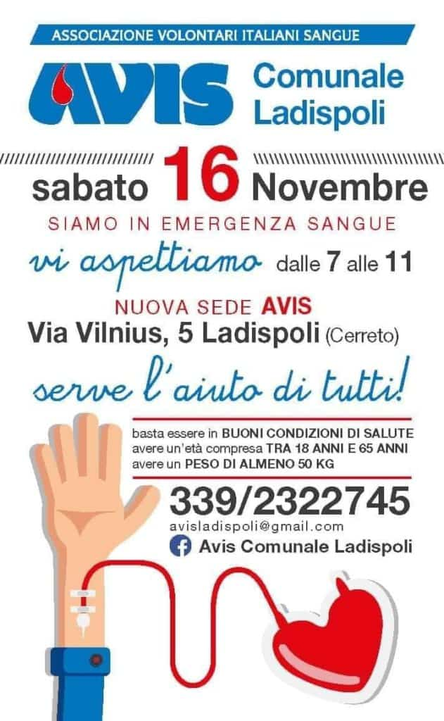 La comunicazione di AVIS Ladispoli
