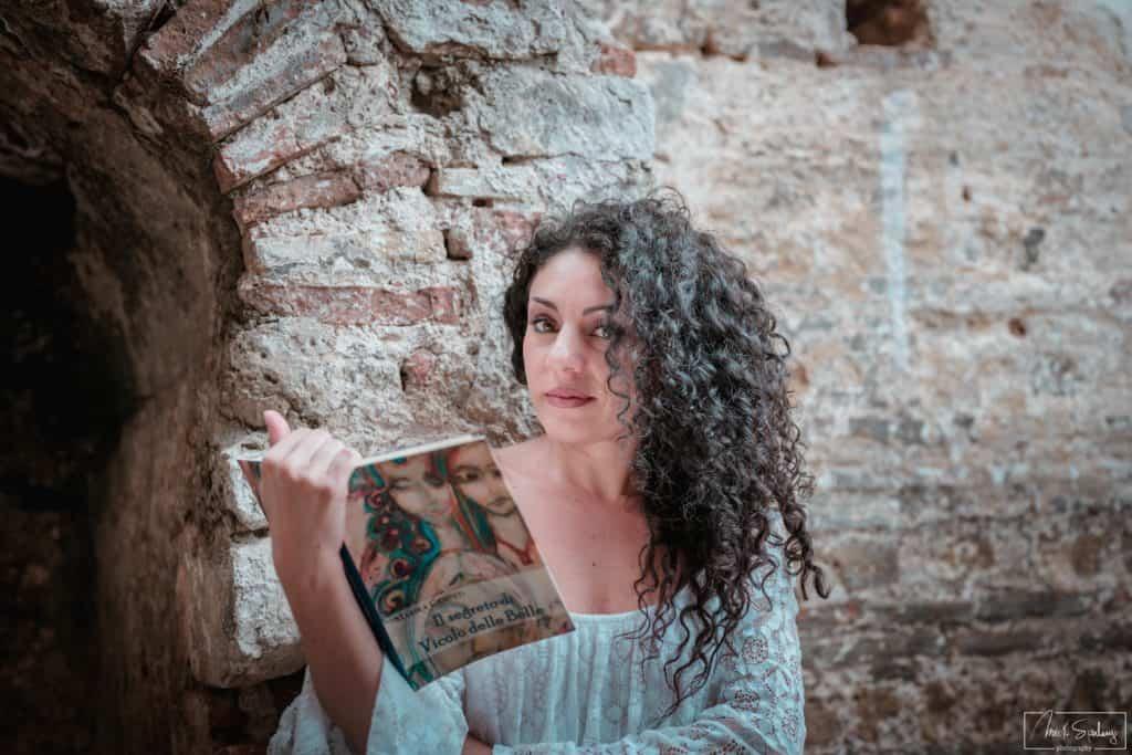 Un caffè letterario per Cerveteri, venerdì 22 da Arià ospite Marika Campeti - BaraondaNews