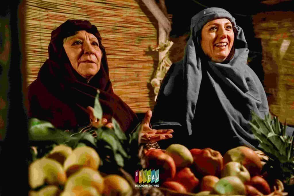 La nota dell'Associazione Presepe vivente di Tarquinia