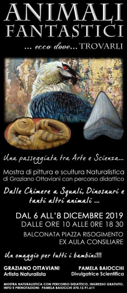 Appuntamento tra scienza ed arte all'interno della Balconata di Piazza Risorgimento