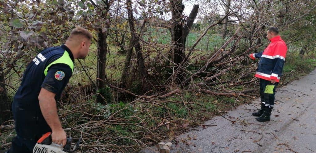 Cerveteri, Maltempo: il Sindaco Pascucci ringrazia ProCiv, Polizia Locale e Dirigenti