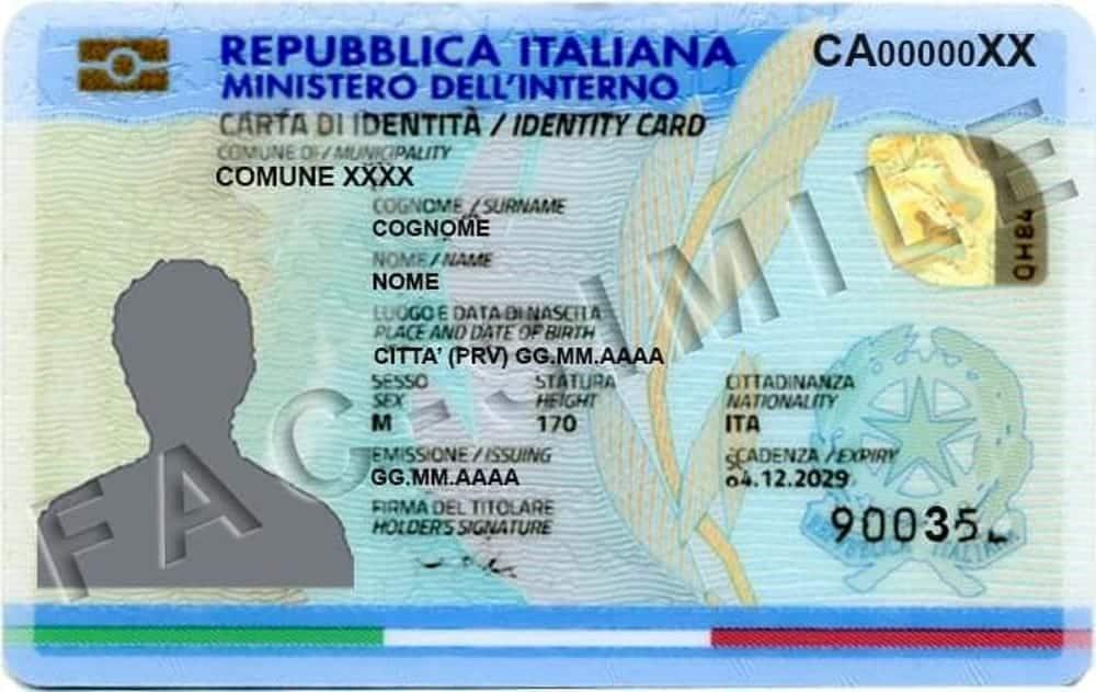 civitavecchia carte identità anagrafe