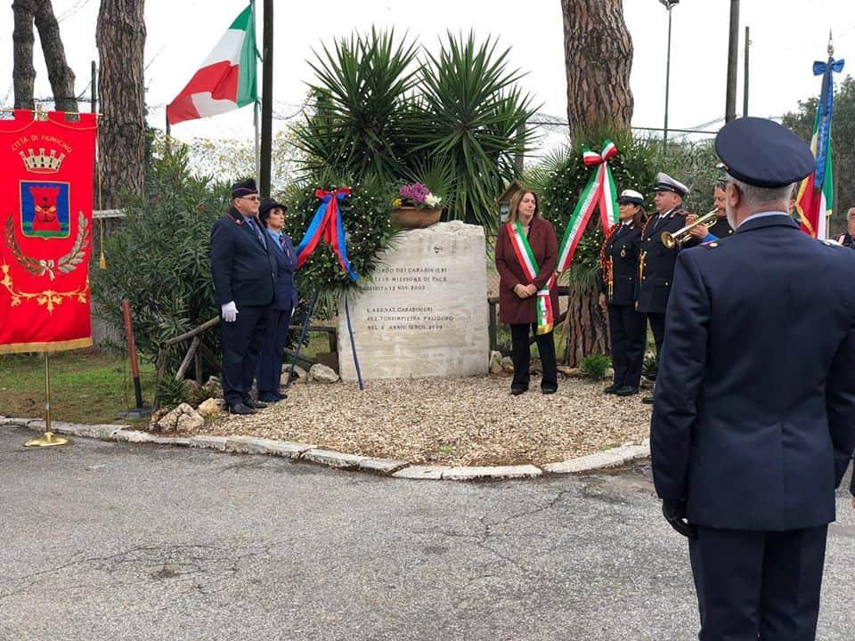Fiumicino ricorda le vittime di Nassirya