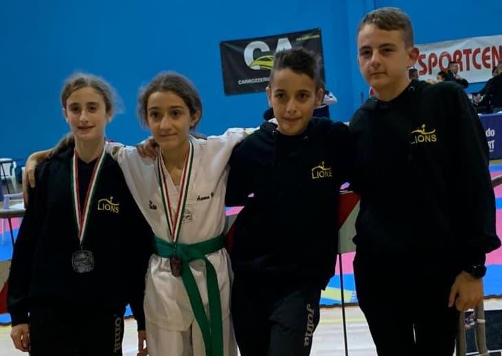 Ladispoli, successo per la scuola Taekwondo
