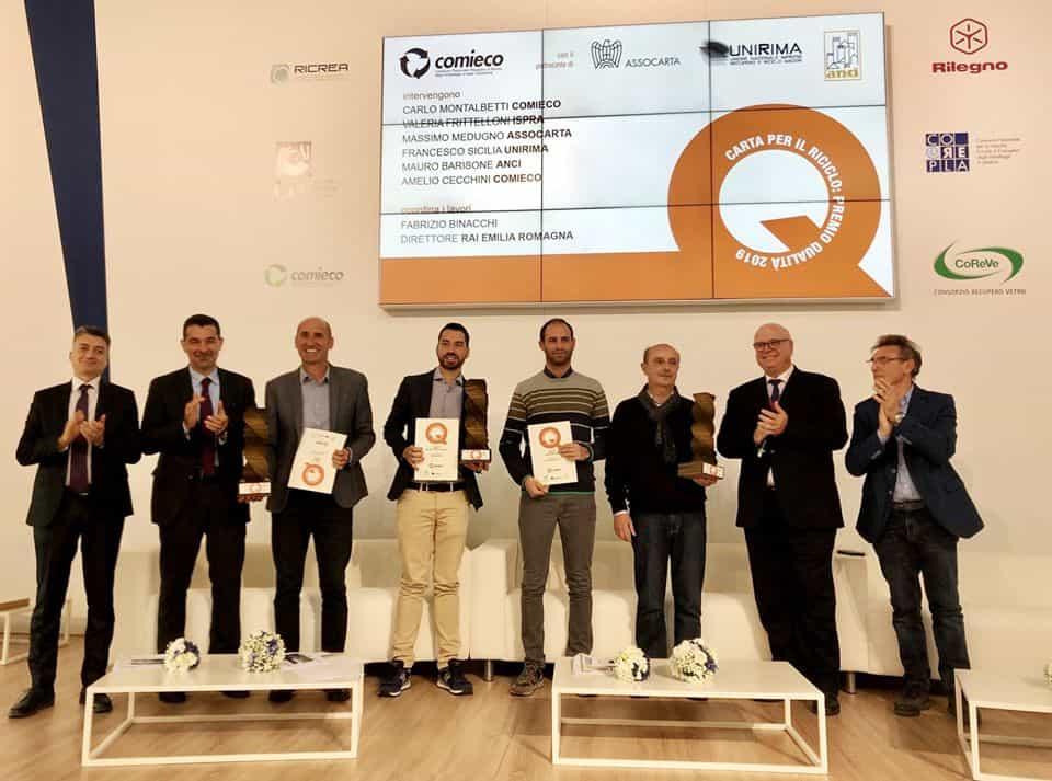 Ladispoli premiata dal Consorzio Nazionale per il recupero e riciclo - BaraondaNews