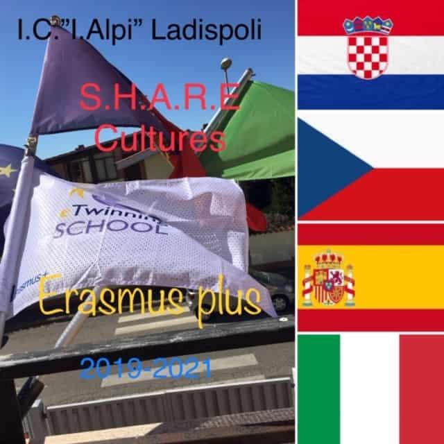"Ladispoli, ""S.H.A.R.E. Cultures"" all'Ilaria Alpi"