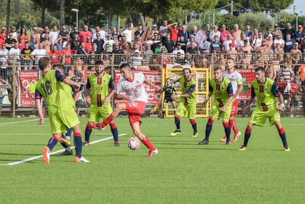 Calcio, per il Ladispoli quella di domani è la gara più importante