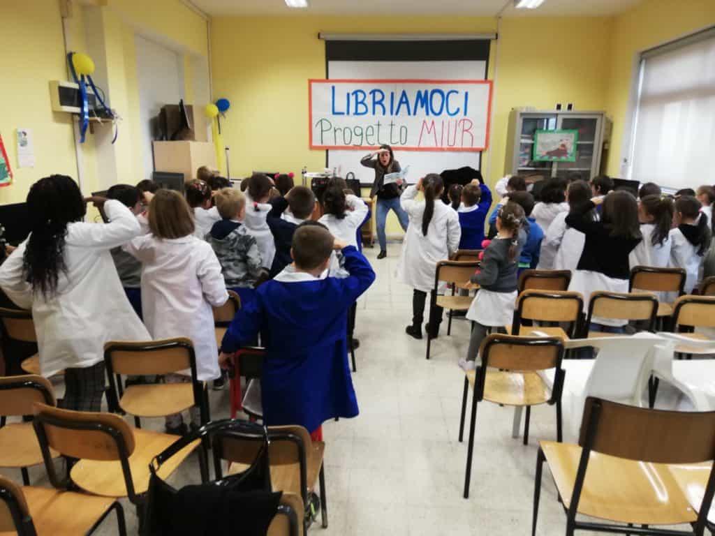 Cerveteri, 'Libriamoci' all'Istituto comprensivo Giovanni Cena - BaraondaNews