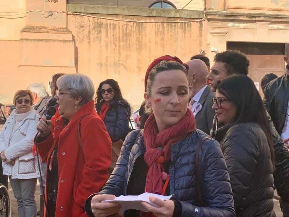 Civitavecchia dice no alla violenza sulle donne