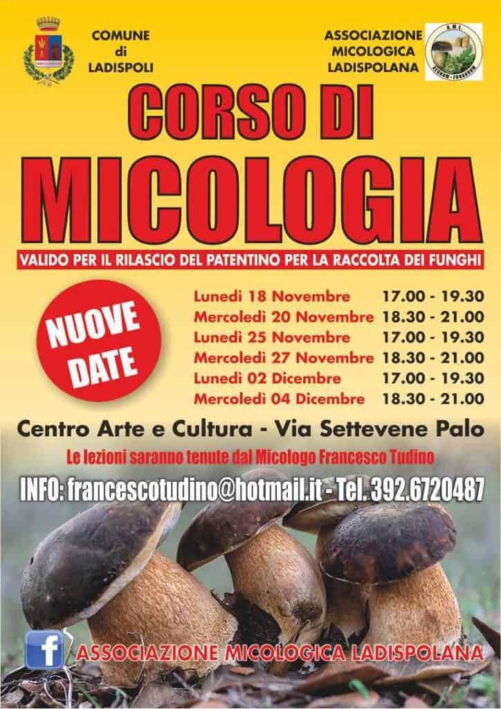 """L'Associazione Micologica Ladispolana """"Regnum Fungorum"""" realizza la 3^ Mostra e avvia il Corso di Micologia per gli amanti della raccolta dei funghi"""