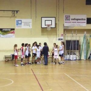 Al via il campionato femminile under13 del binomio Pyrgi-Santa Marinella basket