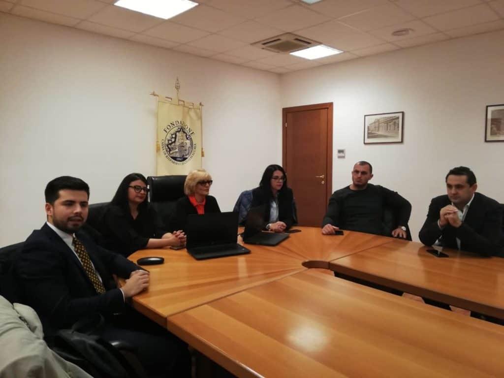 Ideato dall'Associazione Icaro con la Fondazione Cariciv e il Comune di Civitavecchia