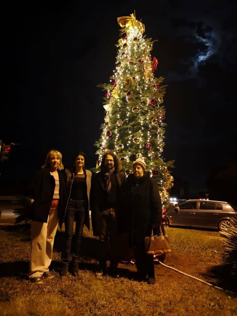 Ieri, domenica 8 dicembre, prima giornata di eventi natalizi a Cerveteri