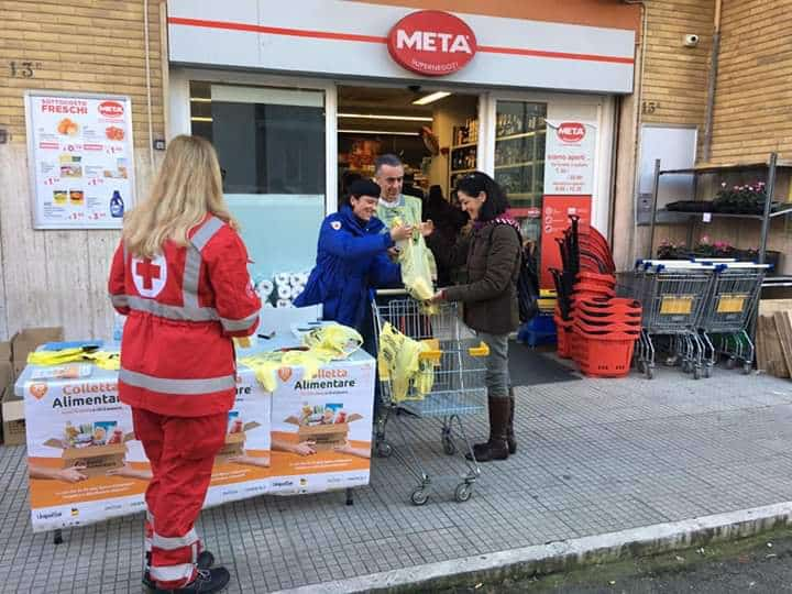 La nota della Croce Rossa di Civitavecchia