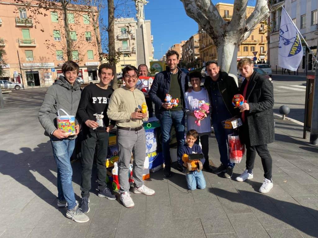 Civitavecchia, continuano le attività di solidarietà della Lega Giovani