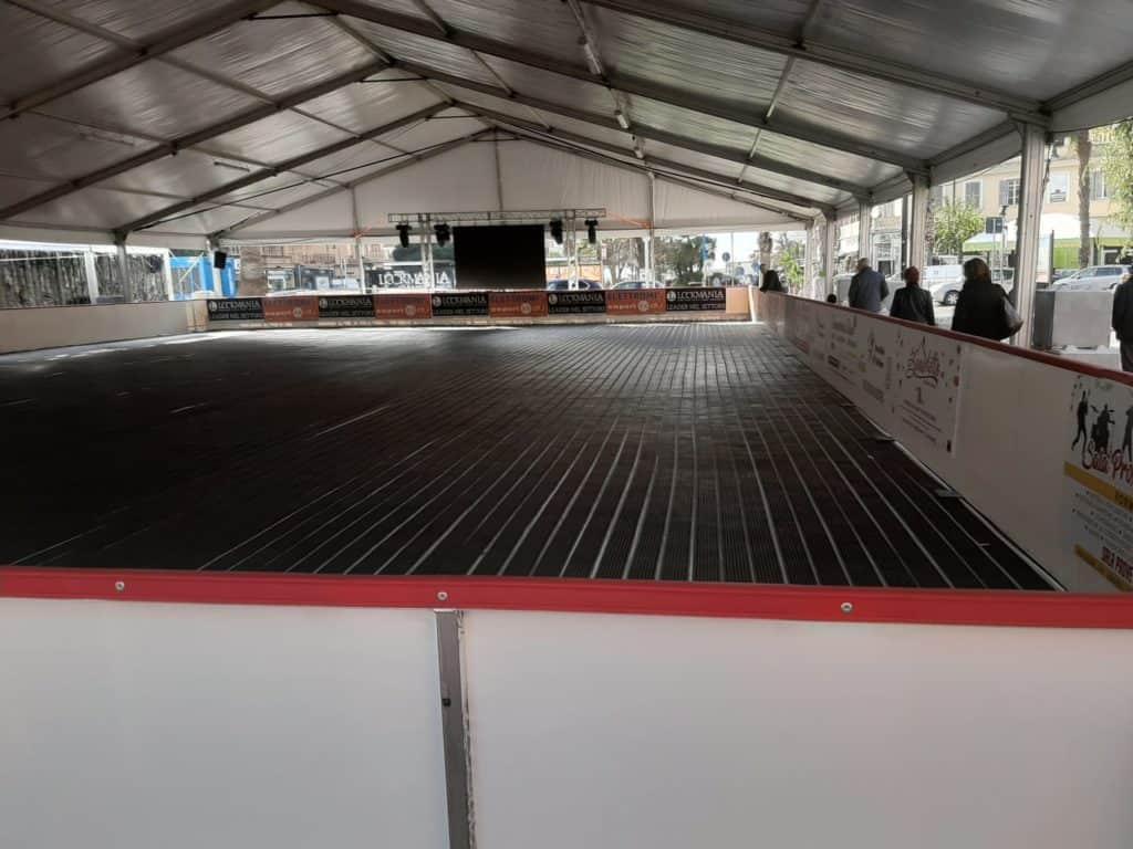 Ladispoli, sabato si inaugura l'Ice Park