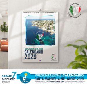 'Santa Marinella nel Cuore', presentazione calendario e raccolta fondi per la ricerca sul cancro