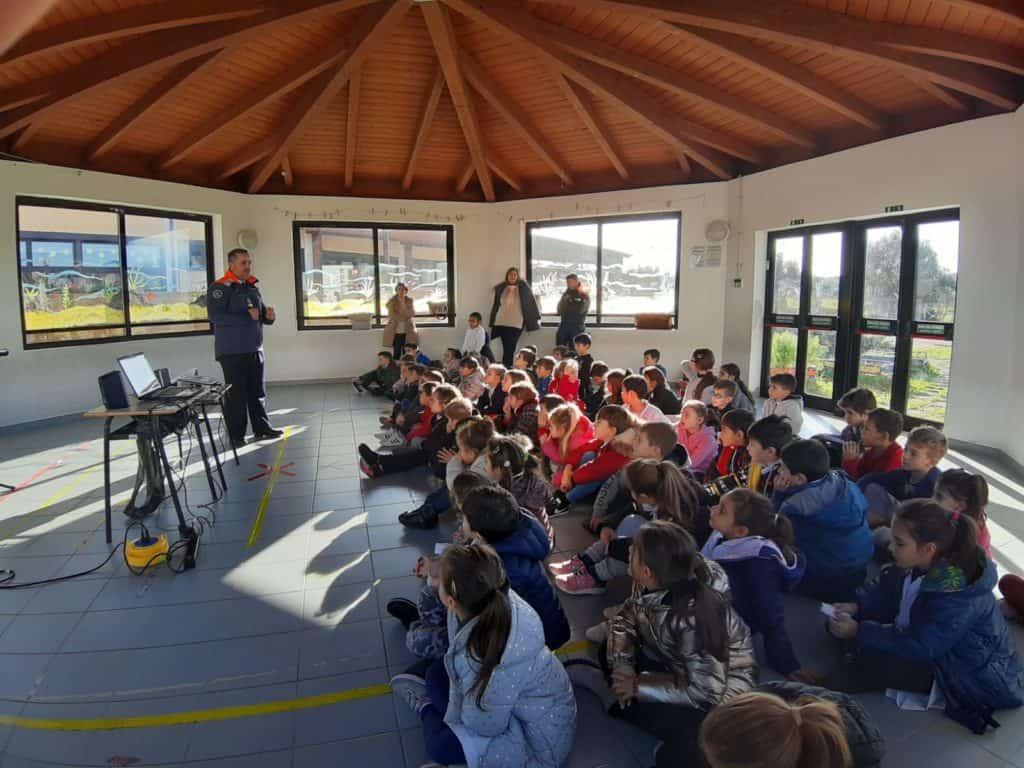 Il mare a scuola: gli alunni della Ladispoli 1